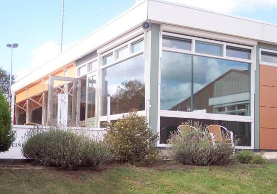 Renovatie clubgebouw 'De Delftse Hout'