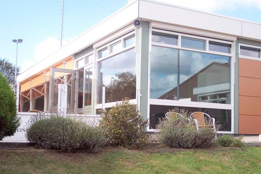 Kreuk architectuur renovatie clubgebouw de delftse hout - Architectuur renovatie ...