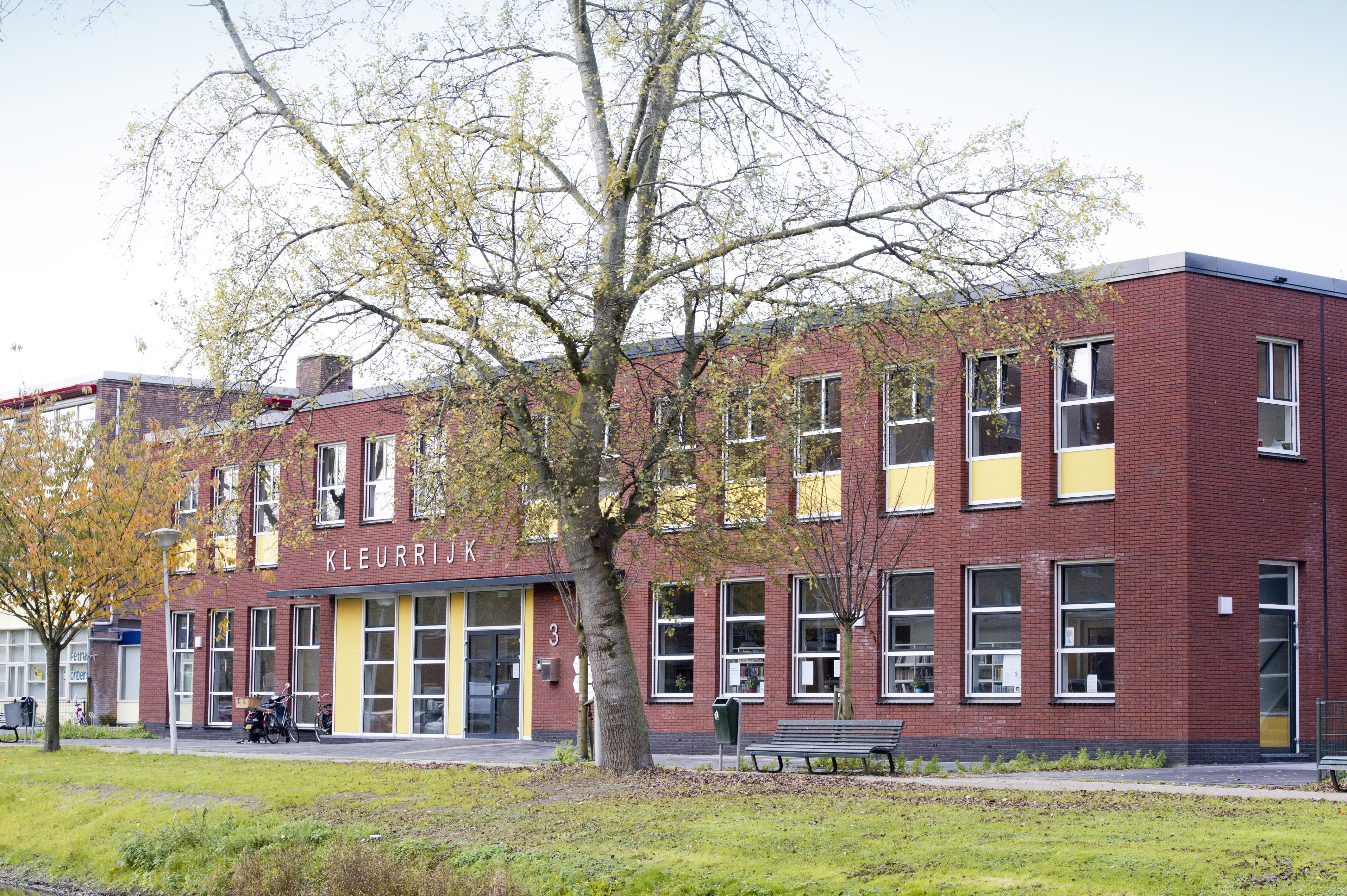 nieuwbouw school KREUK architectuur