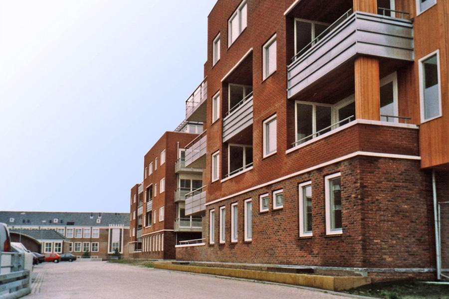 58 appartementen Ede